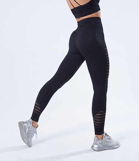 Strength Training Leggings (Black)