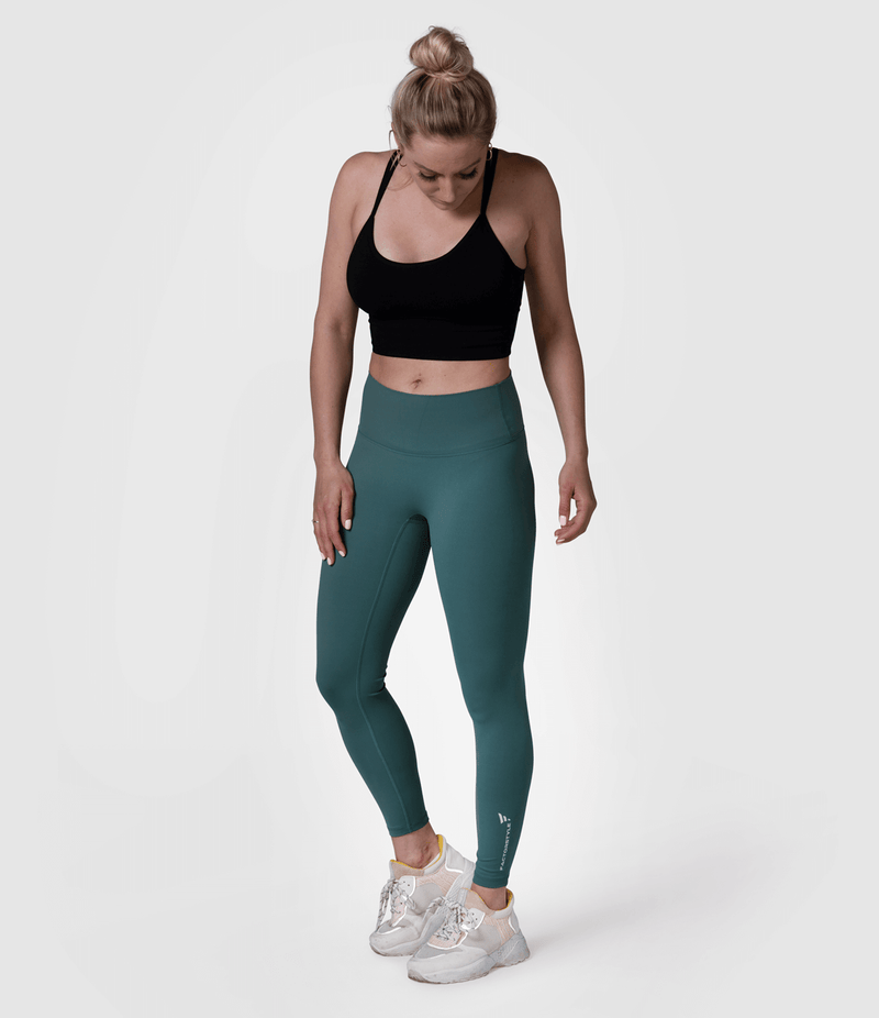 Skin Feeling Leggings (Amazon Green)