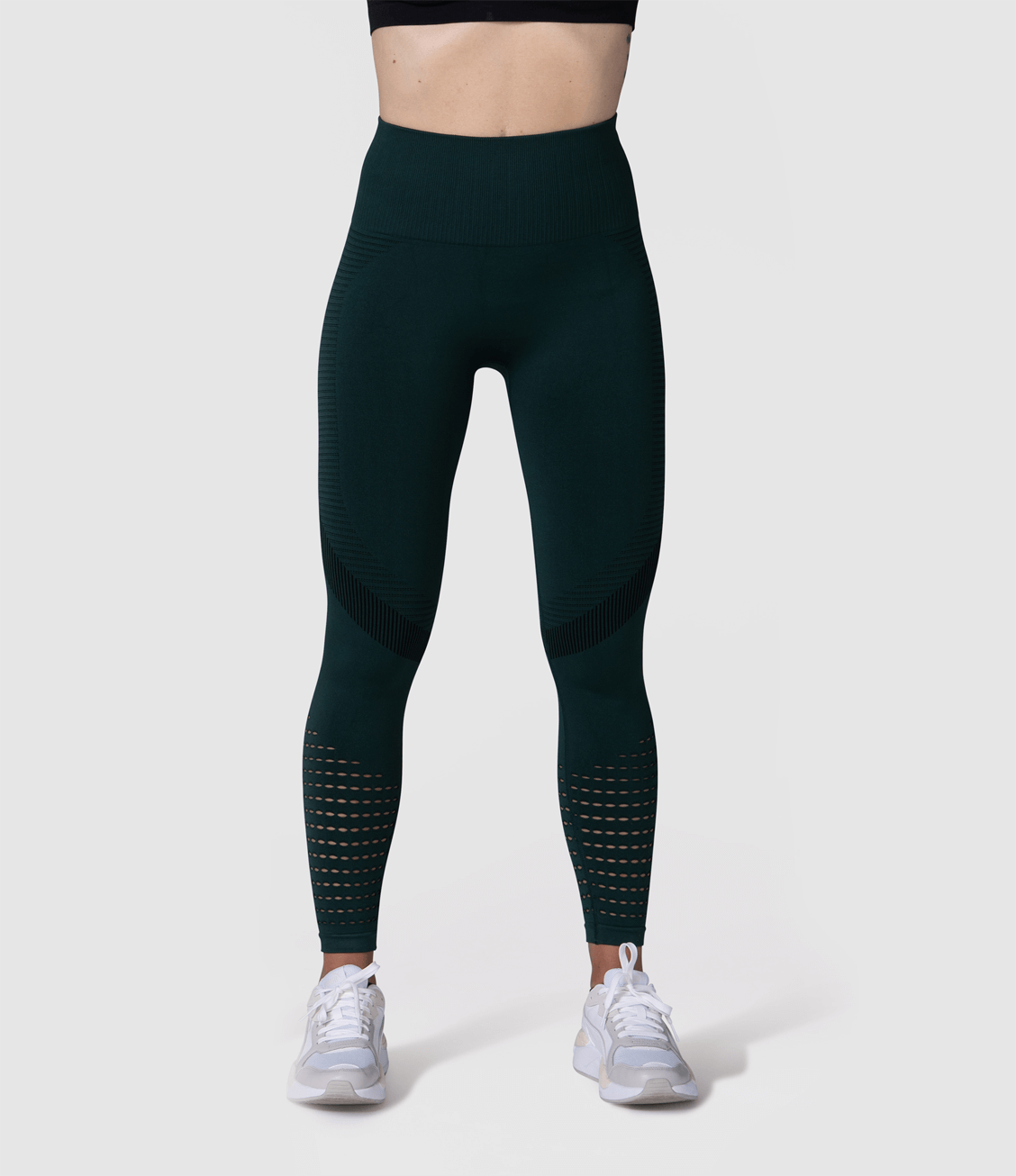 Pointer Leggings (Green)