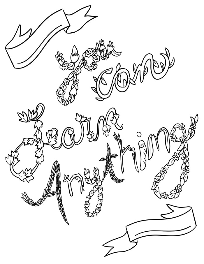 September 2019 Coloring Pages