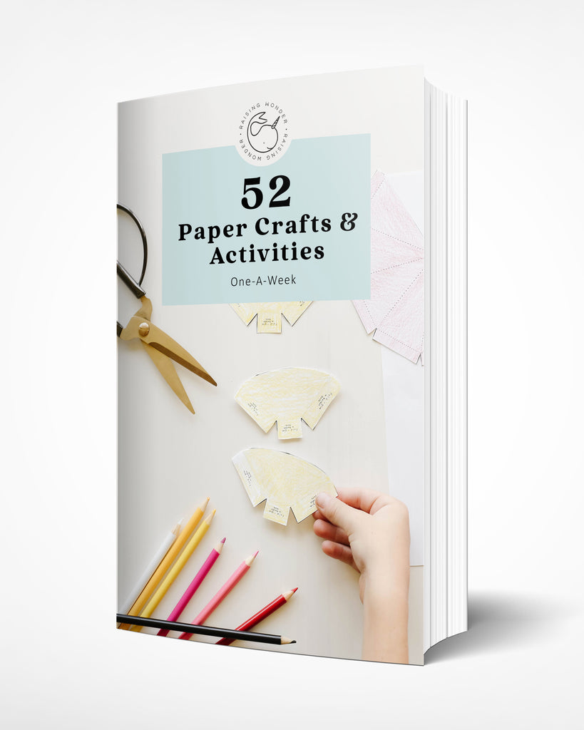 52 Crafts and Activities