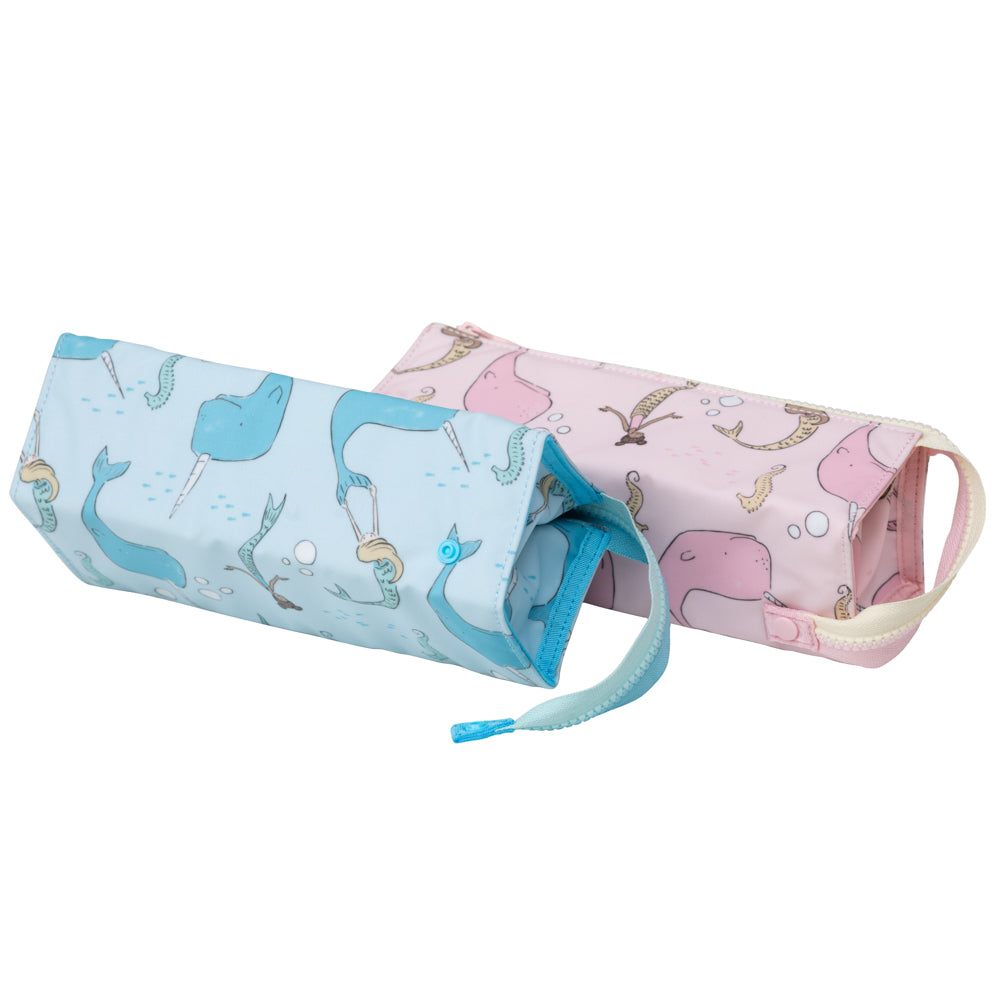 Under the Sea Pencil Case (Blue)