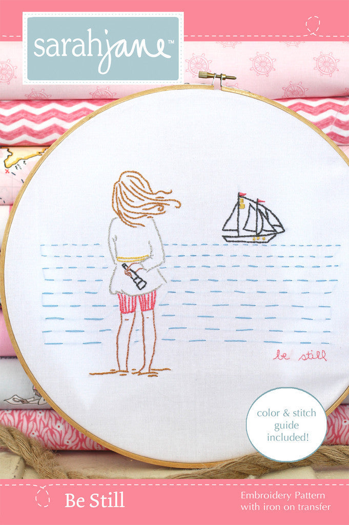 Be Still PDF pattern