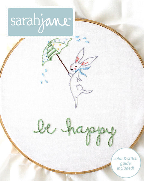 """Be"" Collection Embroidery PDF Pattern"