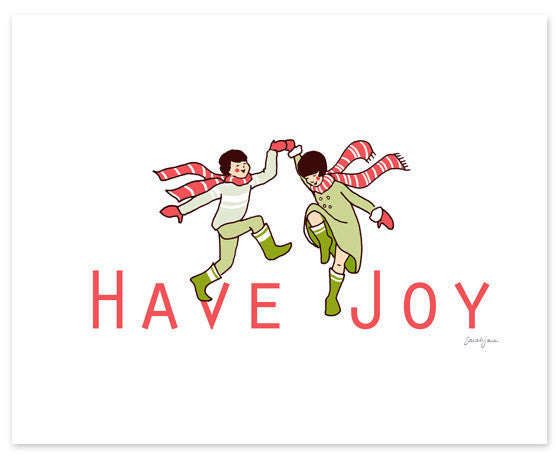 Have Joy PDF Card