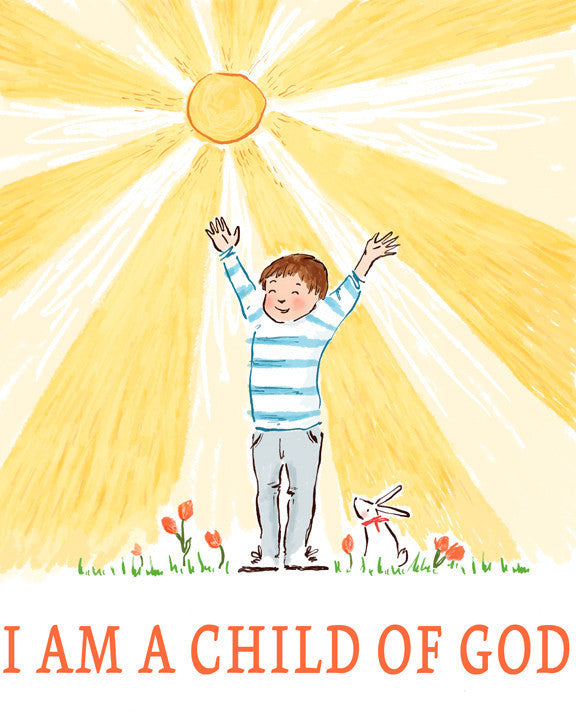 I am a Child of God (Boy)