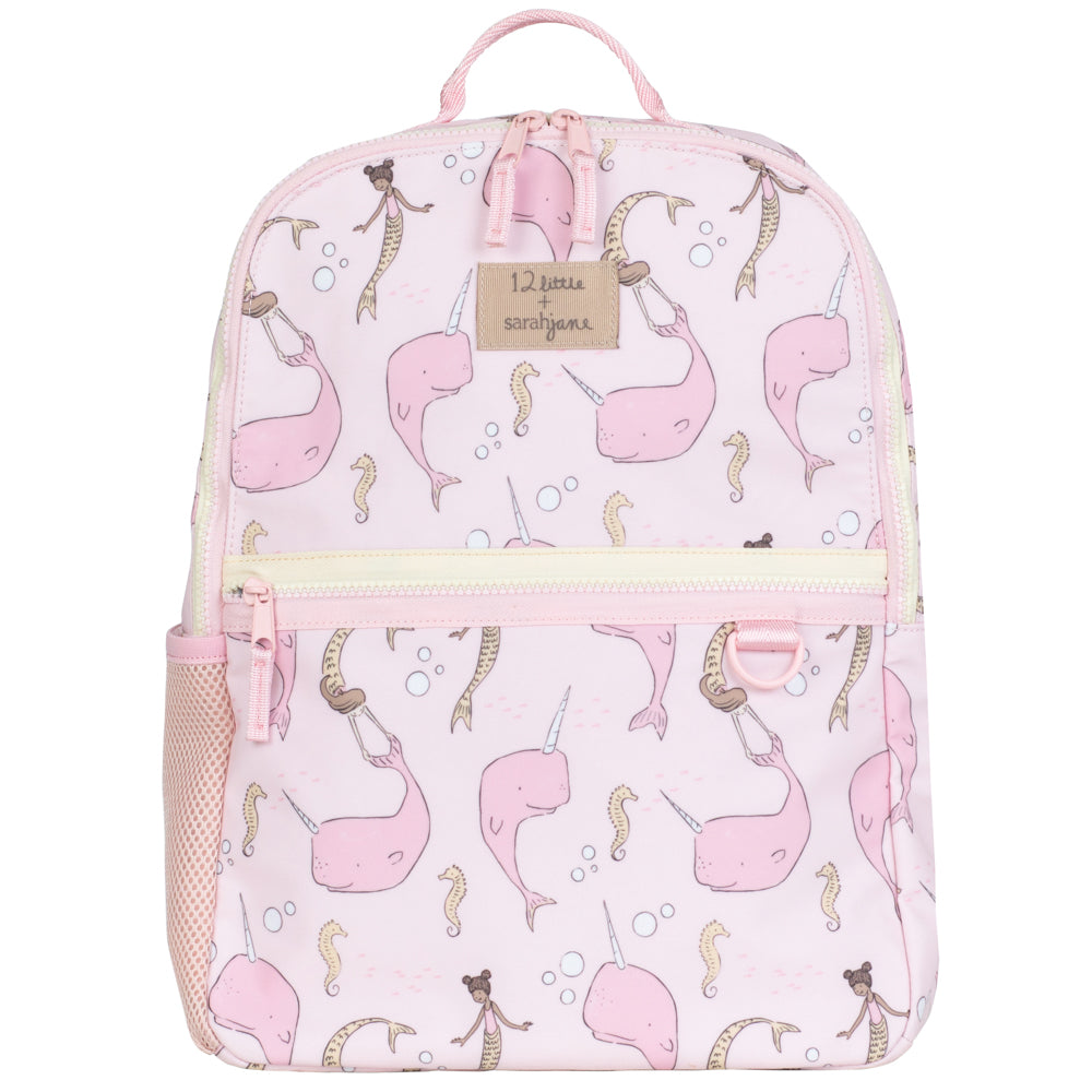 Under the Sea Backpack (Pink)
