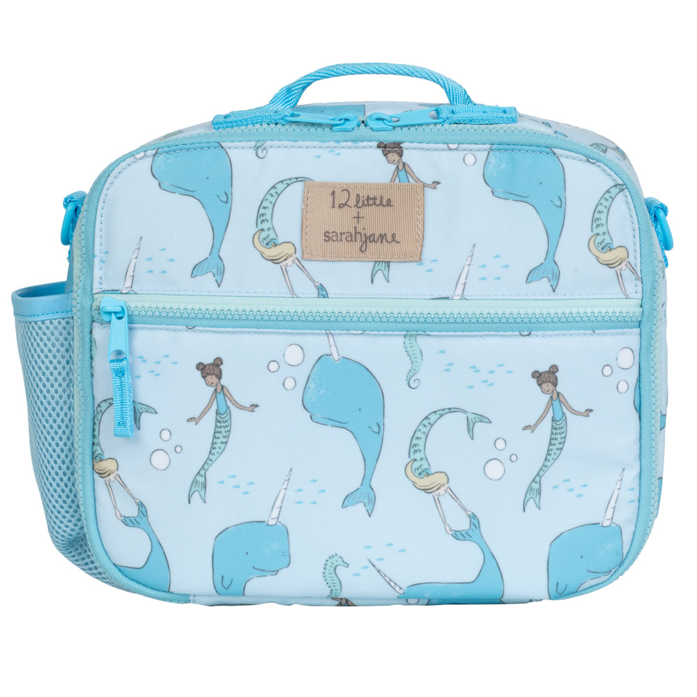 Under the Sea Lunch Bag (Blue)