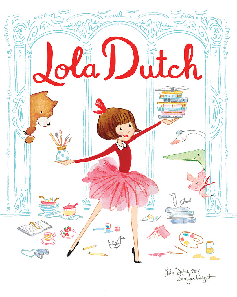 Lola Dutch Cover