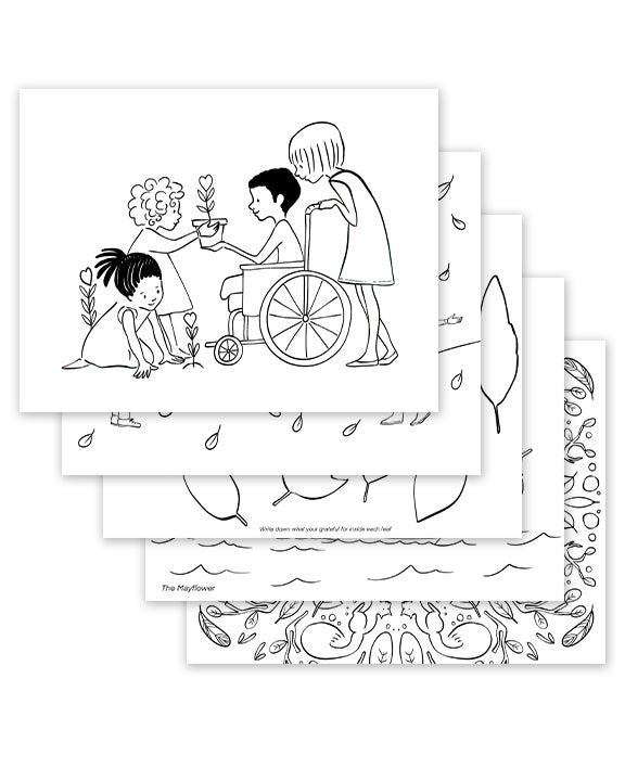 November 2019 Coloring Pages