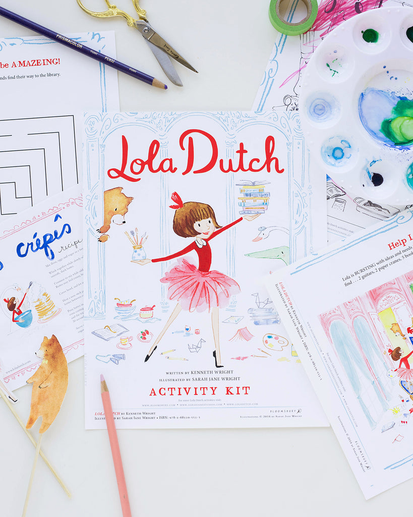 Lola Dutch Kits (Curiosity & Creativity)