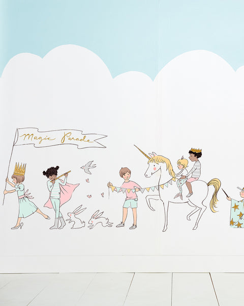 Magic Parade Wall Decals