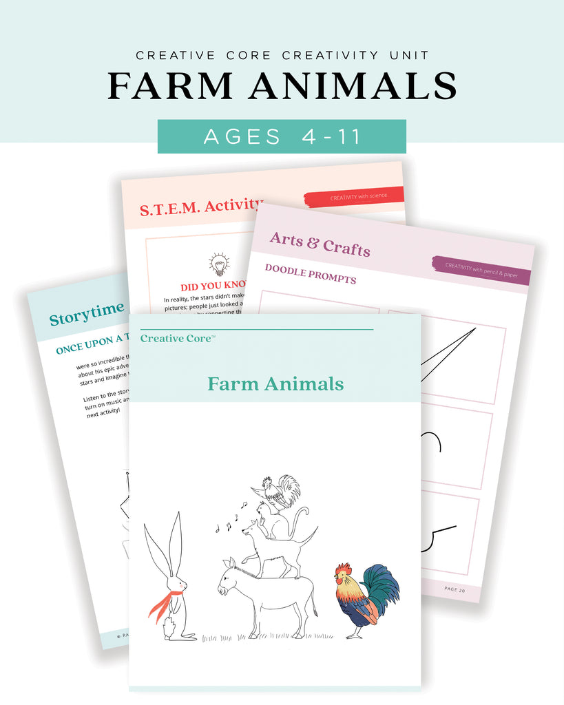 FARM ANIMALS UNIT