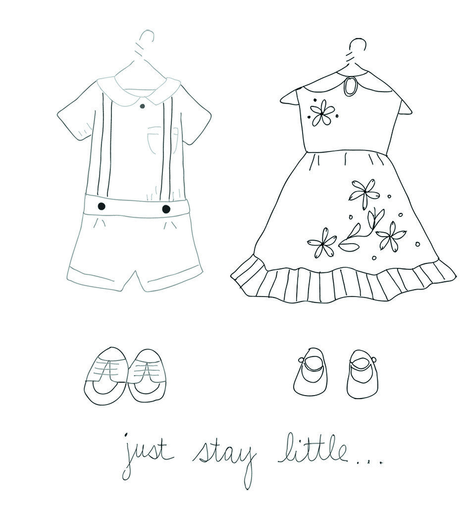 Just Stay Little PDF pattern