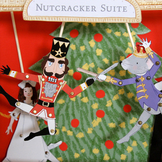 Nutcracker Suite Puppet Theater