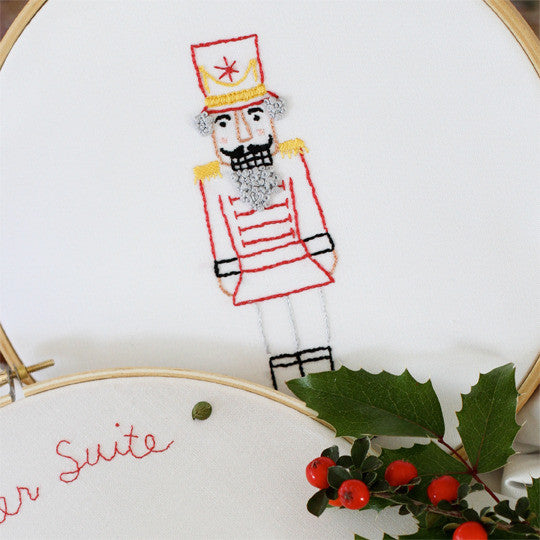 Nutcracker Suite PDF pattern