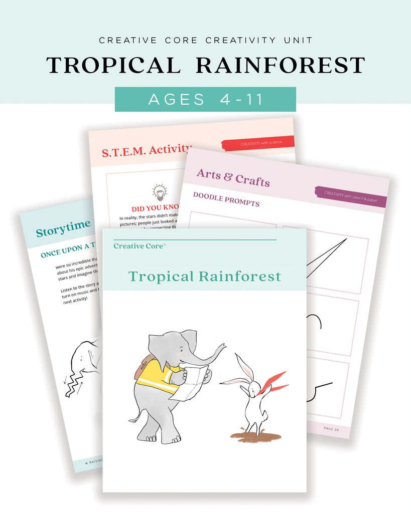 TROPICAL RAINFOREST UNIT