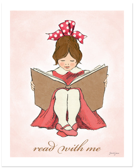 Read With Me (Pink)