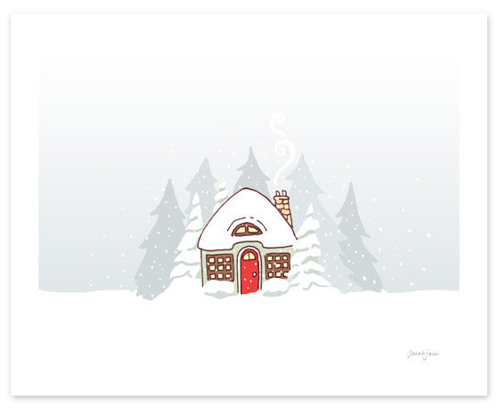 PDF Holiday Card Set of 5
