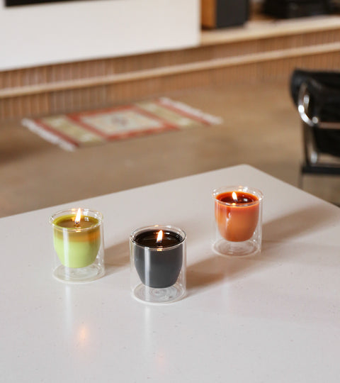 NEW LOOK: Architect Candles