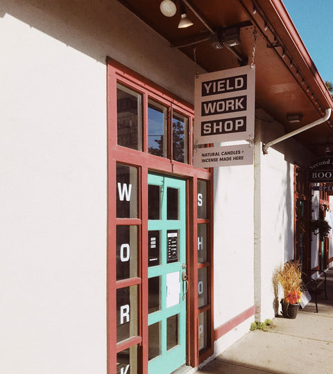 Yield Work Shop St. Augustine Florida