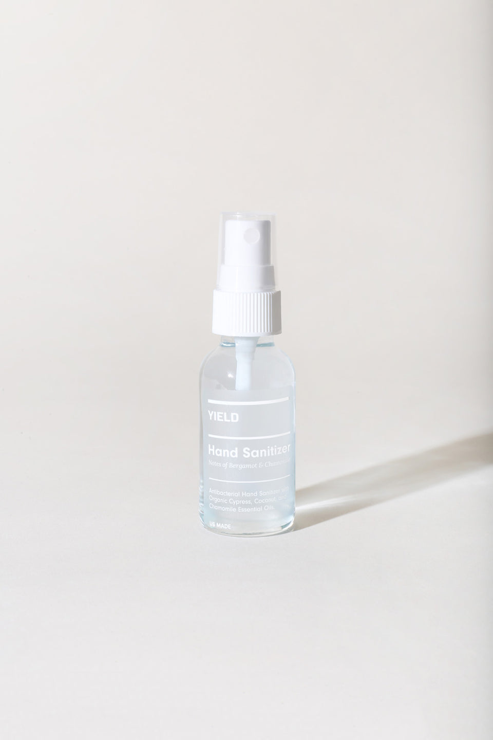 Hand Sanitizer Spray - Bergamot + Chamomile