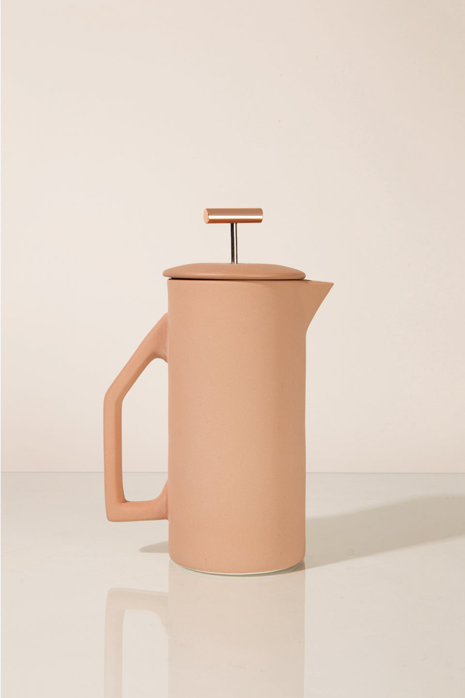 850 mL Ceramic French Press - 2nd Quality