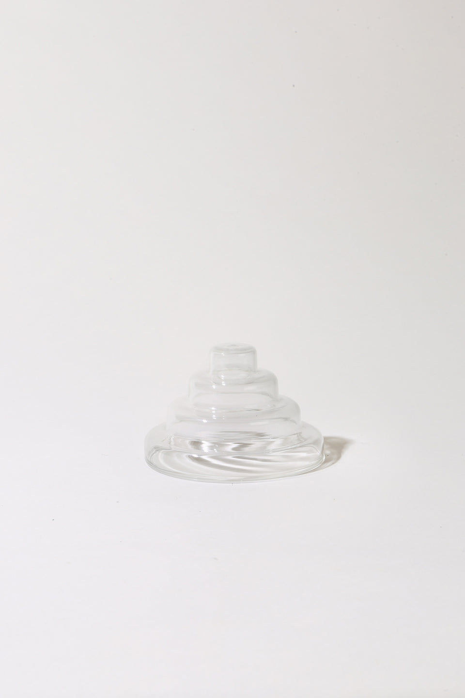 PREORDER - Glass Meso Incense Holder