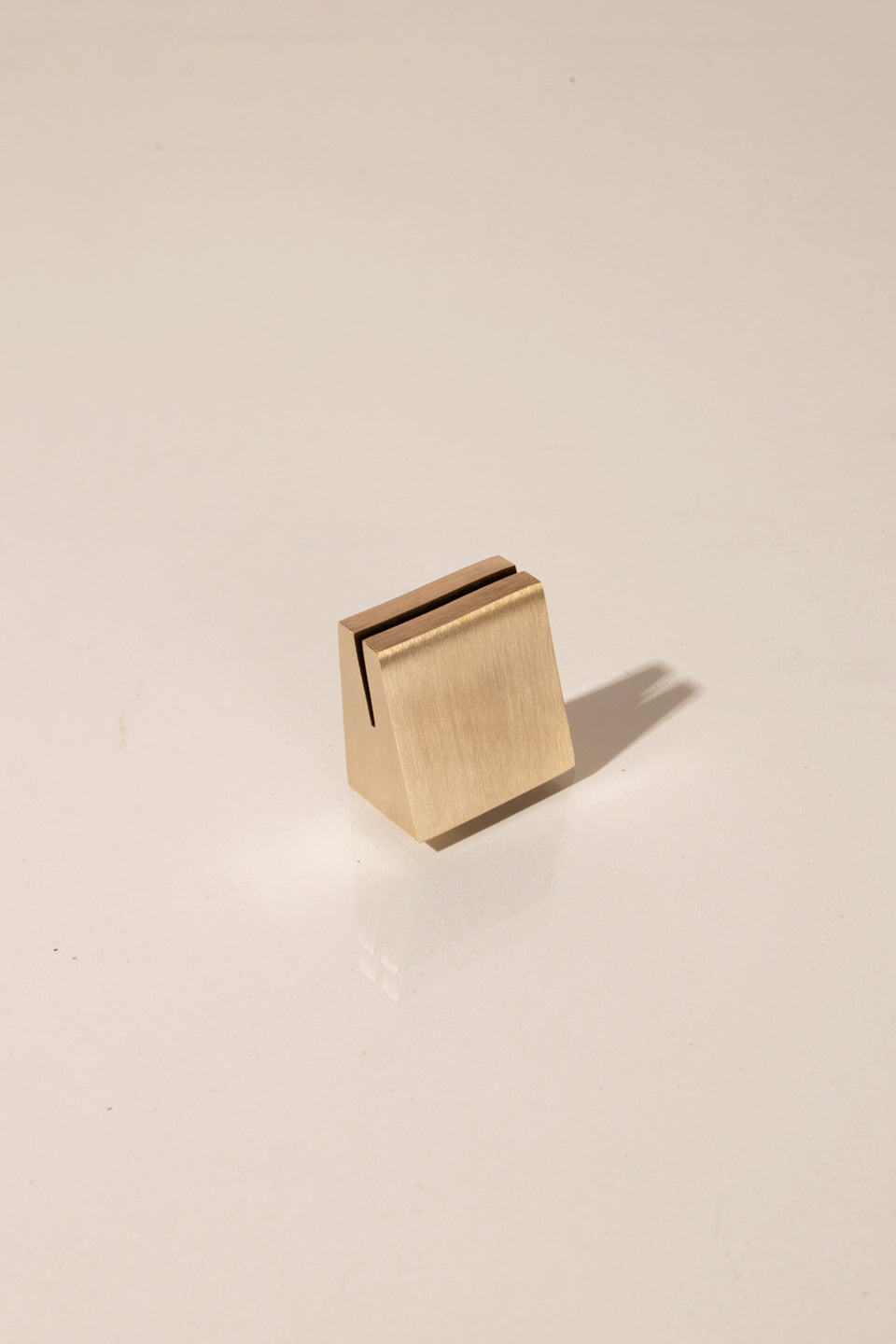 Brass Geo Stands - Individual