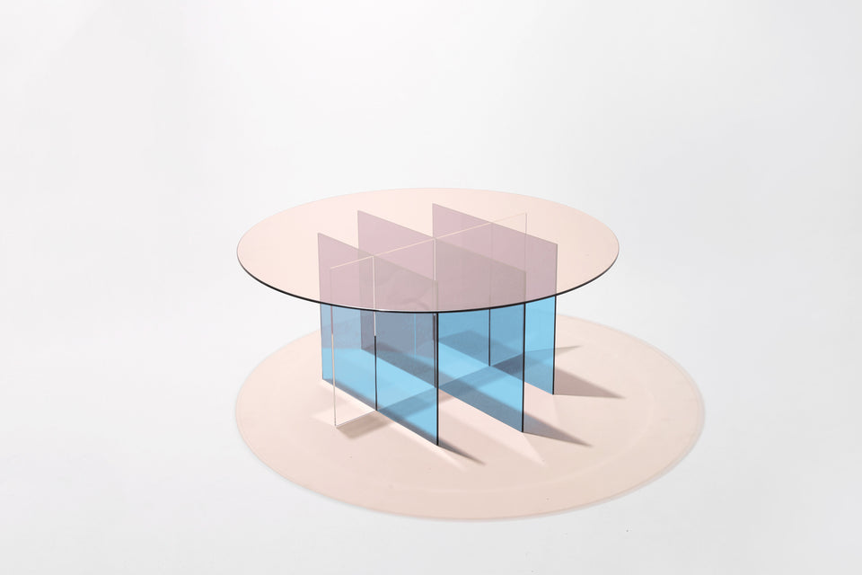 Sundial Coffee Table