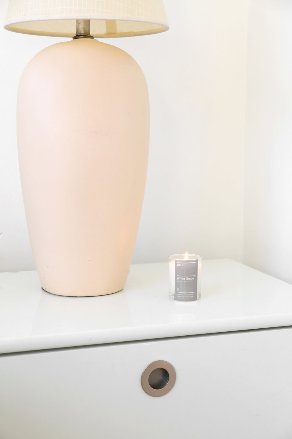 White Sage Candle