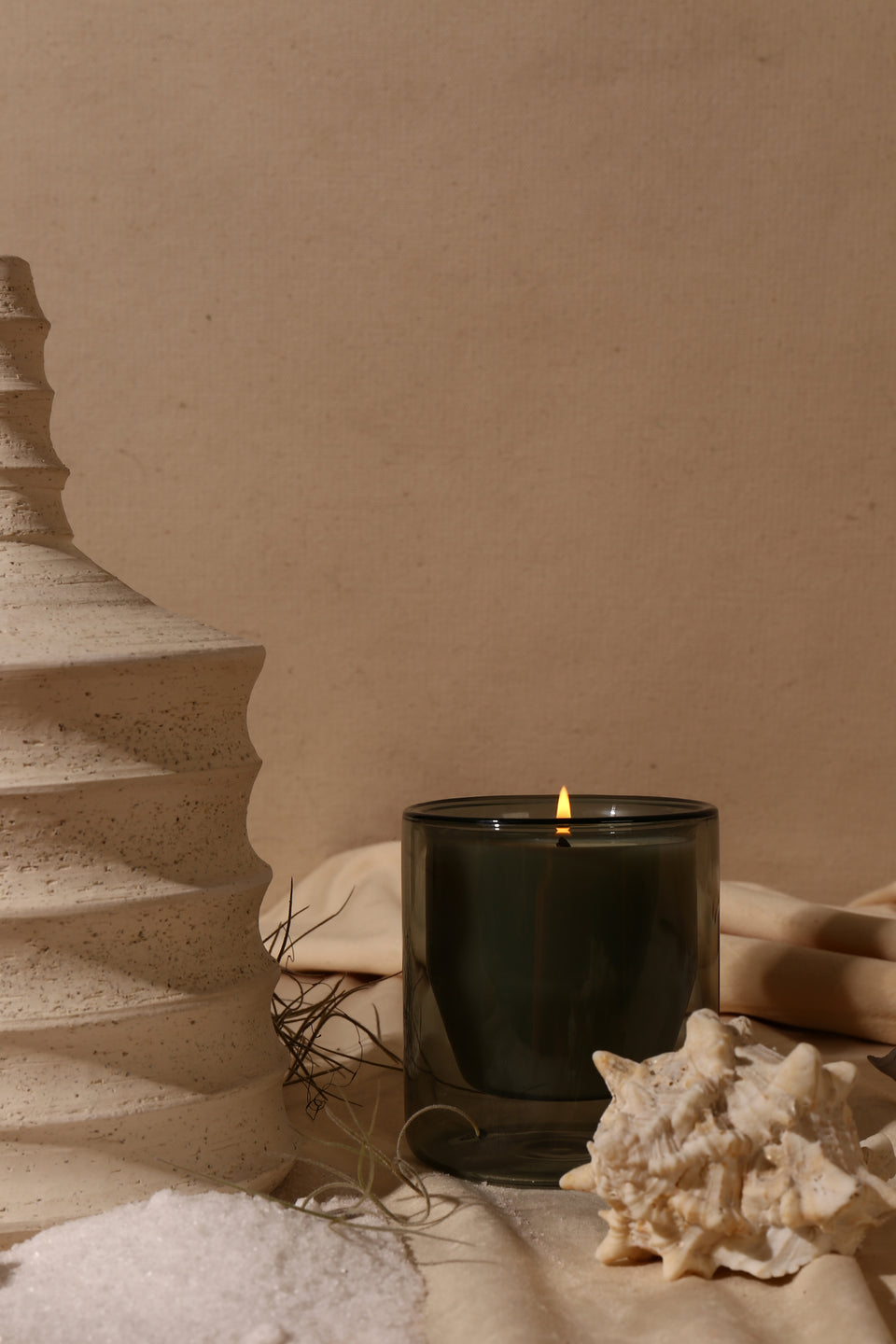 Coquina Candles + Incense