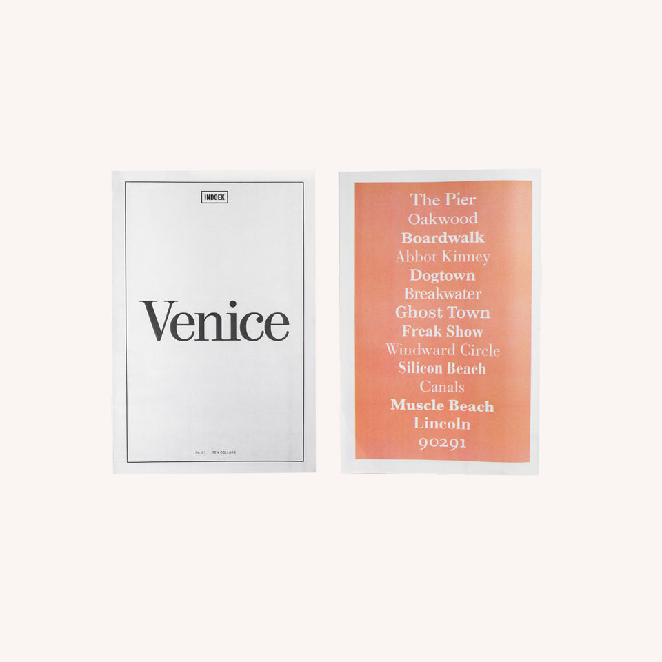 The Venice Issue