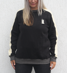 Adult Woman's Colour Block Comfy Crew