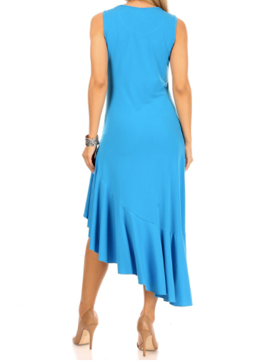 Alani Blue Dress