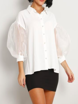 The Liz Blouse