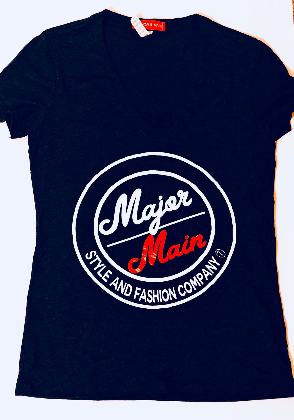 Major & Main: Style and Fashion Company-Logo Shirt