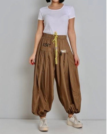 The Megan High Waisted Casual Trousers