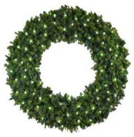 Natural Mixed Pine Wreath