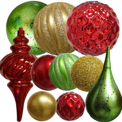 Classic Decor Christmas Tree Package 7.5FT-15FT Sizes