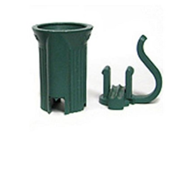 C9 Green Replacement Sockets - Bag of 100