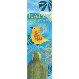 Partridge & Pear Banner