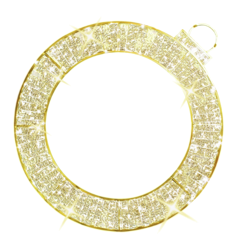 Illuminated Ring - 2D