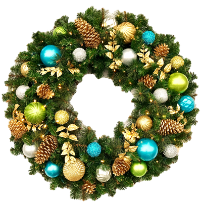 3FT Wreath