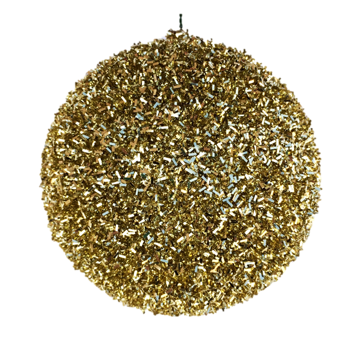 Long Glitter Ornaments