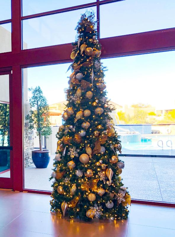 Lavish Decor Christmas Tree Package 7.5FT-15FT Sizes