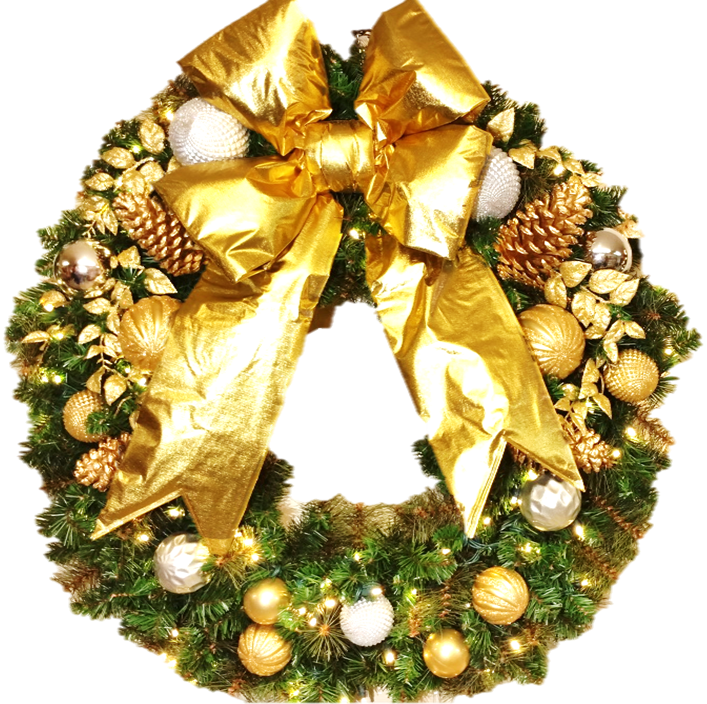 Lavish Wreath