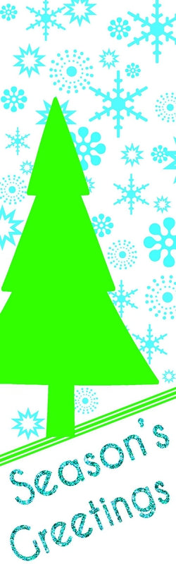 Season Greetings Tree Banner