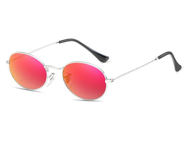 Cute Retro Oval Sunglasses - 6 Colours!
