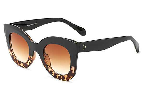 Oversized Gradient Cat Eye Sunglasses UV400 - 7 Colours!